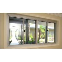 Buy cheap Aluminium Frame with Double Glass Sliding Window product