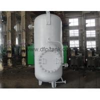 Buy cheap Vertical Type ASME Air storage Tank with U stamp from wholesalers
