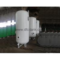 Buy cheap ASME Vertical Type Air storage Tank from wholesalers