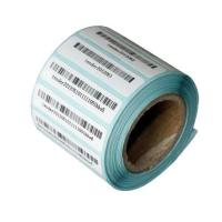 China Free Quote Printing Sequence Number Sticker Printed Serial Number Labels on sale