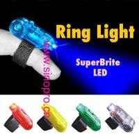 Buy cheap LED finger light, mini LED flashlight product