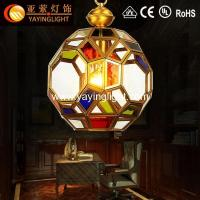 China Classical brass chandelier MC093-1D wholesale