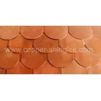 Buy cheap Fish-scale Copper Shingle from wholesalers