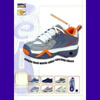 China 2 In 1 Moveable Heel-Wheels Sporting Roller Shoes (Year 2003 New Styles  e  Rollers) on sale