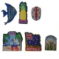 Buy cheap Rubber Hawaii Word and Flag Fridge Magnet for Babies PF-010 product