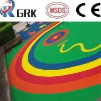 Buy cheap EPDM floor High gel content EPDM Colorful Rubber Granule from factory product