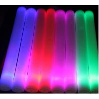 China LED Flashing Foam GlowStick with Different Colors wholesale