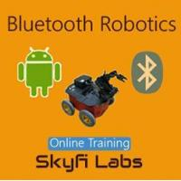 Buy cheap Online Courses Bluetooth Robotics Online Project based Course product