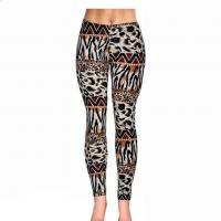 Buy cheap Salable Stylish Sexy Women Wild Cheetah Leopard Stretch Leggings from wholesalers