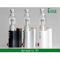 China 2016 New Dry Herb Portable Vaporizer Jurassic 510 Thread Glass Water Atomizer wholesale