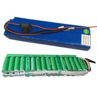 China 18650/10S4PElectricScooterBatteryPack36V/10Ah wholesale
