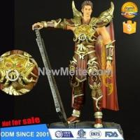 Buy cheap collectable custom mario action figure polyresin craft product