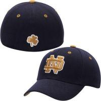 Buy cheap Notre Dame Kids (4-7) Navy One-Fit Hat from wholesalers