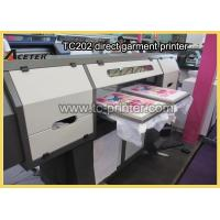 Buy cheap High Speed TC-202 Digital Fabric T-shirt Printer Machine product