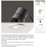 China Recessed Down Light B2021/GU wholesale