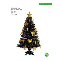 Buy cheap 4FT Decorative Optic Fiber Tree MJ40T-160 product