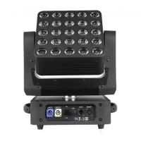 Buy cheap 25*15w Moving Head Led Matrix Light product