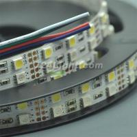 China Double Row 5050 RGBW Strip Light 15mm width 5meter(16.4ft) 600LEDs wholesale