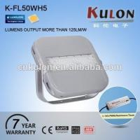 Buy cheap Outdoor sport stadium 125lm/W 50W led flood light from wholesalers