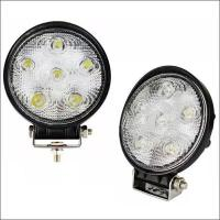 Buy cheap 18w-round LED work light product