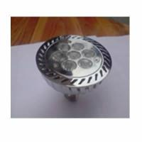 China LED Spotlight PAR30 7*1W Plating wholesale