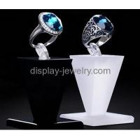 Buy cheap Hot sale acrylic jewelry display stand ring display stand counter display RDJ-013 from wholesalers