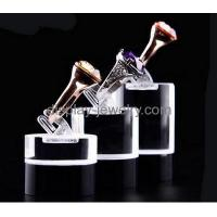 Buy cheap China perspex manufacturers custom design acrylic display jewelry ring stand RDJ-017 from wholesalers