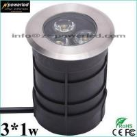 China Wholesale Waterproof IP68 3w Led Pool Light with Factory Price wholesale