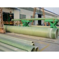 Glass fiber reinforced plastic pipe. Jiangsu branch of China Asian Games