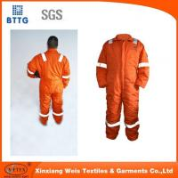Buy cheap FR Flame Resistant Insulated Coveralls product