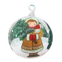 China Wintergirl with Christmas Tree wholesale