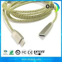 Buy cheap 2016 High quality Braided USB Cable cable for iPhone product