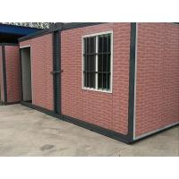 Buy cheap Prefab House Container Housing Modification Plan Mobile Container House product