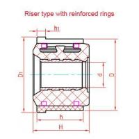 Buy cheap Riser type commutator with reinforced rings product