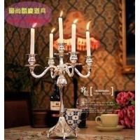 China Tall candelabra/chandelier for wedding decoration wholesale