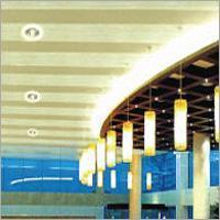 Buy cheap Flange Strip Roof Ceiling product