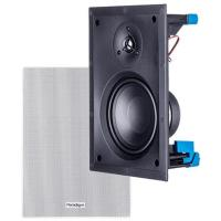 Audio Paradigm CS-150 v3 In-Wall Speakers in Paintable White (Pair) PARCS150