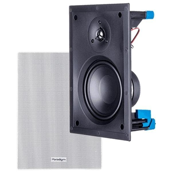 Quality Audio Paradigm CS-150 v3 In-Wall Speakers in Paintable White (Pair) PARCS150 for sale