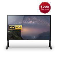 China Category A-Z Sony KD100ZD9BU 100 Smart Android 3D 4K Ultra HDR LED TV on sale