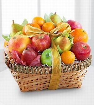 Quality Gourmet Fruit Basket NO.12 delivery basket to china for sale
