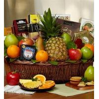 Buy cheap Fruit & Cheese Gift Basket NO.3 delivery basket to china product