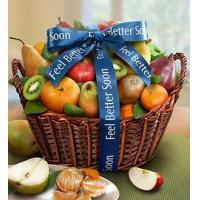Buy cheap Premier Fruit Get Well Gift Basket NO.6 delivery basket product