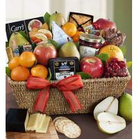 Buy cheap Fruit & Gourmet Sweets Gift Basket N0.4 delivery basket to china product