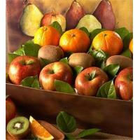 Buy cheap Christmas Fruit Gift Basket N0.8 delivery basket to china product