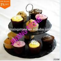 Buy cheap Slate Cake Stand product