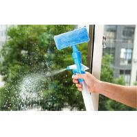 Glass Window Cleaning brush with spray pipe, wiper brush Home / glass window brush