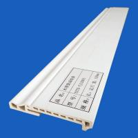 China Wood-plastic Integrated Wall Plate wholesale