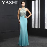 Buy cheap Hater Sleeveless Backless Evening Dress (SL10904) product