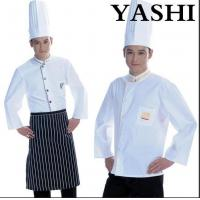 Buy cheap Uniform New Style White Chef Uniform for Hotel and Restaurant product