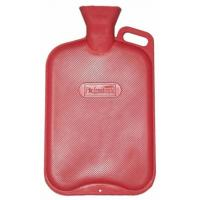 China Hot Water Bottle BS Natural Rubber Hot Water Bottle With Handle on sale